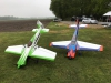 Extreme Flight Extra 300V2 & Pilot RC Edge 540